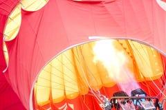 Bunt vom Ballon Lizenzfreie Stockfotografie