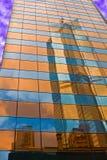 Bunt Wolkenkratzer 7833 Stockfotos