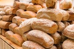 Buntar av bröd Royaltyfria Foton