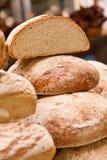 Buntar av bröd Arkivbilder