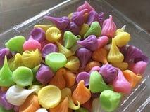 Bunte Aalaw-Süßigkeit Stockfotografie