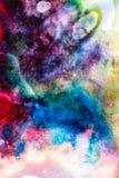 Bunte abstrakte Beschaffenheit Stockfoto