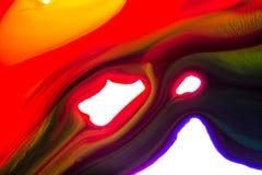 Bunte abstrakte Beschaffenheit Stockbild