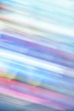 Bunte abstrakte helle klare Farbe unscharfer Hintergrund Stockfotografie