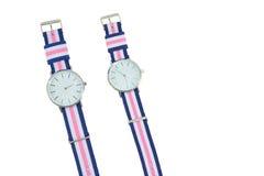Bunte Armbanduhr 1 Stockbild