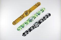 Bunte Armbanduhr 6 Lizenzfreie Stockfotos