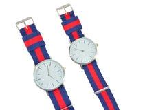 Bunte Armbanduhr 8 Stockbilder