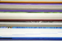 Bunte Bücher Lizenzfreie Stockbilder