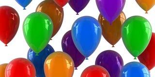 Bunte Ballone Stockbilder