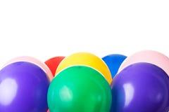 Bunte Ballons. stockfoto