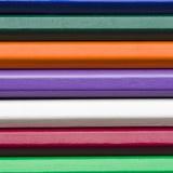 Bunte Bleistiftzeichenstifte, zurück zu Schulkonzept Lizenzfreie Stockbilder
