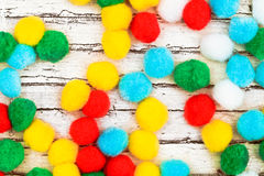 Bunte Bonbons Lizenzfreie Stockfotografie