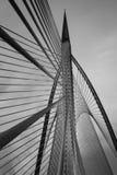 Bunte Brücken-Architektur lizenzfreie stockfotografie