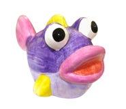 Bunte dekorative Fische Lizenzfreie Stockfotografie