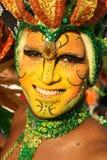 Bunte Fiesta in Cartagena, Kolumbien lizenzfreie stockfotografie