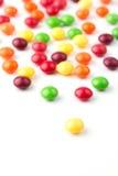 Bunte Fruchtsüßigkeiten Lizenzfreie Stockfotos