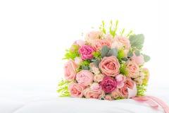 Bunte gef?lschte Blumen stockfoto