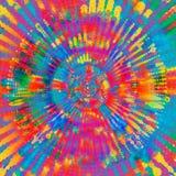 Bunte gestreifte punktierte Linien, abstrakter künstlerischer Konzepthintergrund Lizenzfreie Stockfotografie