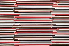 Bunte glasig-glänzende Fliese lizenzfreie stockbilder