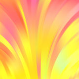 Bunte glatte helle Zeilen Hintergrund lizenzfreie abbildung