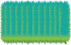 bunte haarige Linien 3D stock abbildung