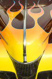 Bunte heißer Rod-Autos Stockbild