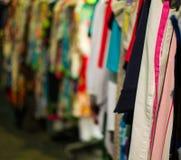 Bunte Kleidung Lizenzfreie Stockfotos