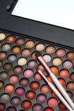 Bunte Kosmetik eingestellt lizenzfreies stockfoto