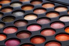 Bunte Kosmetik eingestellt lizenzfreies stockbild