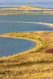 Bunte Landschaft des Wassers Lizenzfreies Stockfoto