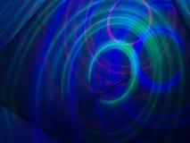 Bunte Leuchte Lizenzfreies Stockbild