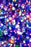 Bunte Leuchten stockbilder