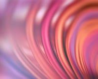 Bunte Linien abstrakter Hintergrund Lizenzfreies Stockbild
