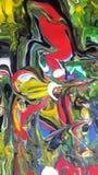 Bunte Malereien für digitales druck Lizenzfreie Stockbilder