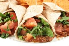 Bunte mexikanische Nahrung lizenzfreie stockfotografie