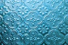 Bunte nahtlose Beschaffenheit Glashintergrund Wandmuster-Zusammenfassungs-Blumenglasformen der Innenwand-Dekoration 3D Stockfotos