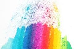 Bunte Pastellsteuerknüppelbeschaffenheit Lizenzfreie Stockfotografie