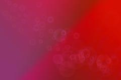 Bunte rote Kunst Stockfotografie