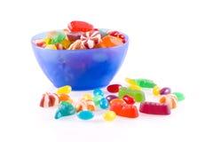 Bunte Süßigkeit. Stockfoto