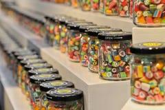 Bunte Süßigkeiten Lizenzfreies Stockfoto