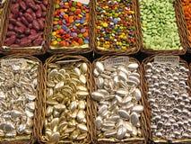 Bunte Süßigkeiten Lizenzfreie Stockbilder