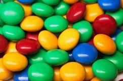 Bunte Süßigkeiten Lizenzfreies Stockbild