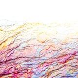 """Bunte Sedimentgesteine bildeten sich durch die Ansammlung von Sedimente †""""natürliche Gesteinsschichthintergründe, -muster und - lizenzfreie stockbilder"""