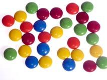 Bunte Süßigkeit Stockfotos