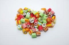 Bunte sortierte Süßigkeiten Lizenzfreie Stockfotografie