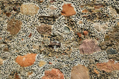 Bunte Steinbeschaffenheit Stockbilder