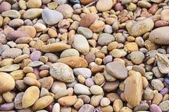 Bunte Steine stockbild