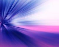 Bunte Strahlen des Lichtes, Zusammenfassung sprengten Hintergrund Lizenzfreie Stockfotografie