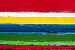 Bunte Streifen von Farben Lizenzfreie Stockbilder