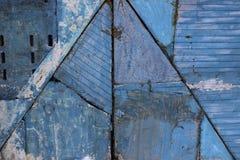 Bunte Zusammenfassung gemalter Hintergrund Bunte Wandbeschaffenheit Lizenzfreie Stockfotografie